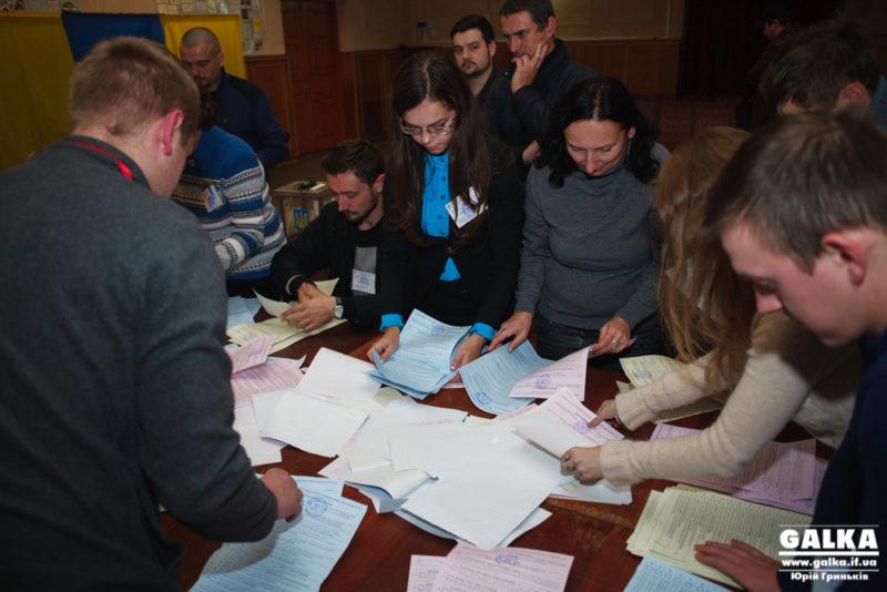 Районні виборчі комісії продовжують отримувати протоколи