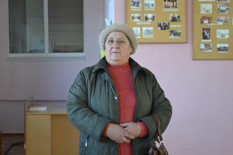 На одній із дільниць Франківська жінку запідозрили у здійснені агітаційних дій (ФОТО, ВІДЕО)