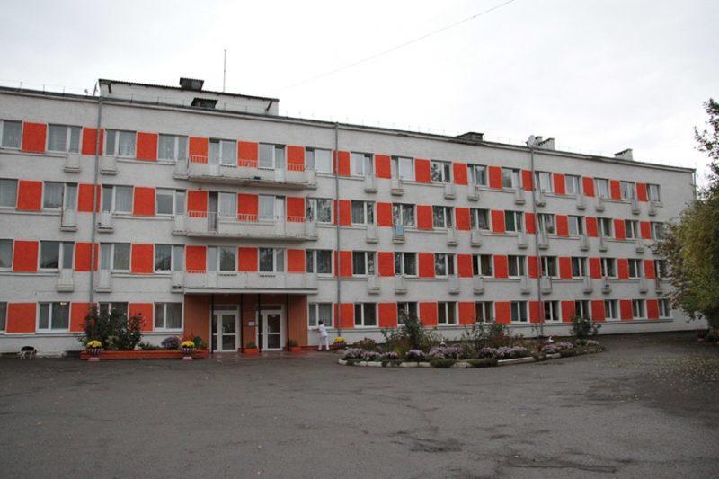 У Франківську облаштовують одне із приміщень геріатричного пансіонату (ФОТО)