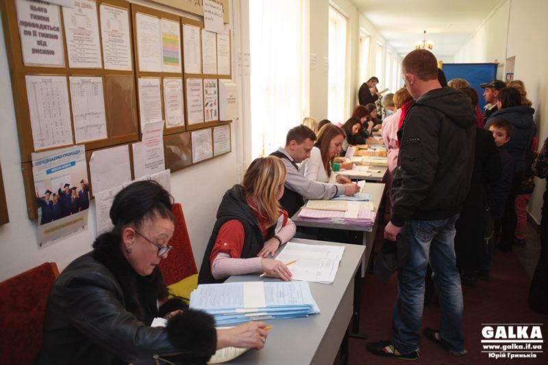 Станом на 17 годину виборчі дільниці відвідали 32% виборців (ДЕТАЛЬНО)