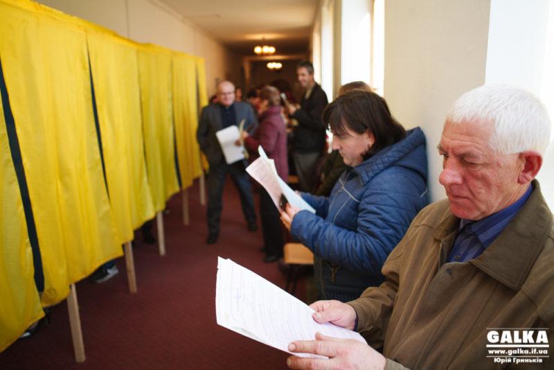 Спокій на дільницях та результати голосування в Івано-Франківську охоронятимуть шість сотень полісменів
