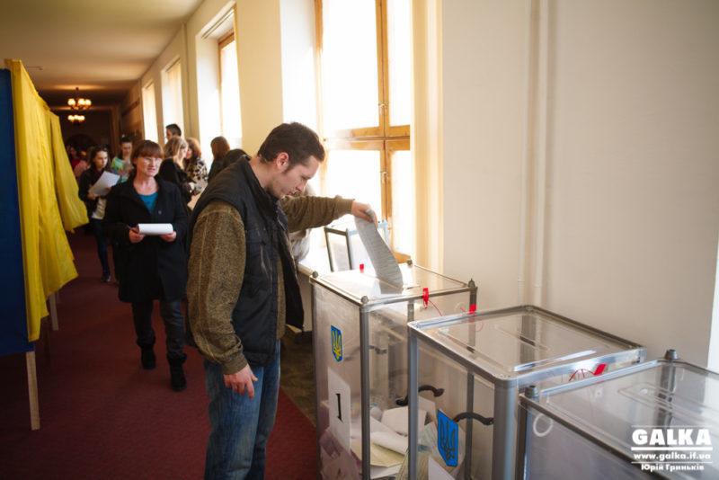 ОПОРА підтверджує вчасне відкриття усіх дільниць у Івано-Франківську