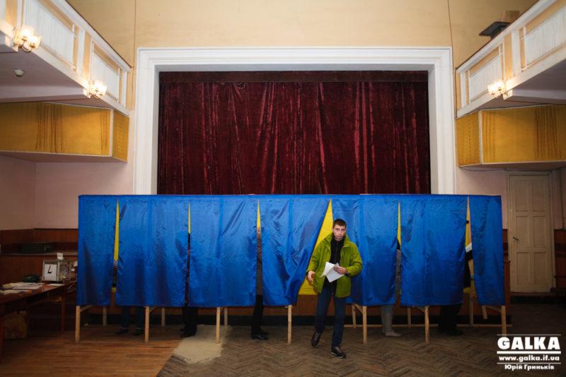 Міліція зафіксувала п'ять порушень під час виборів на Франківщині