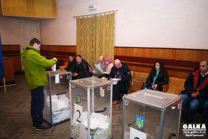КВУ зафіксували дві спроби підкупу виборців на Прикарпатті