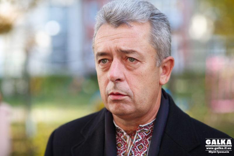 Анушкевичус прокоментував перемогу Марцінківа