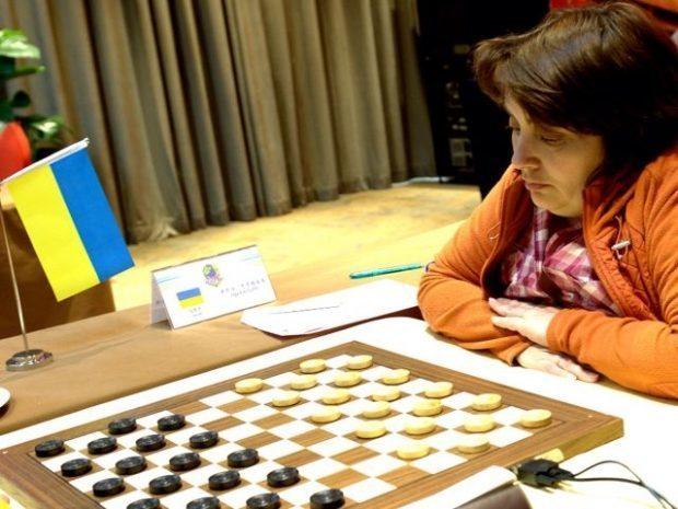 Франківчанка Ольга Балтажи виграла Чемпіонат світу з шашок -100