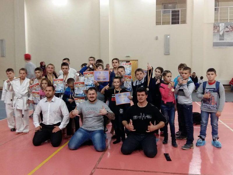 Франківська команда здобула 11 золотих медалей на чемпіонаті України з джиу-джитсу (ФОТО)