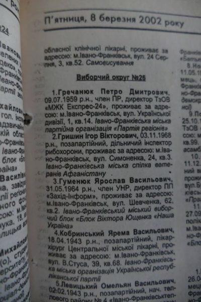гречанюк