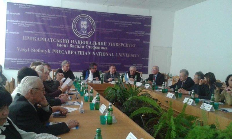 У Франківську презентували проект екологічної освіти для України, Білорусі та Росії