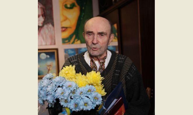 На сотому році життя помер почесний громадянин Івано-Франківська Михайло Мулик (ОНОВЛЕНО)