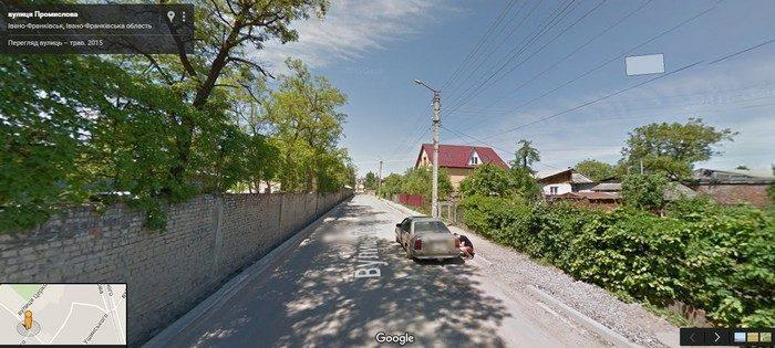 Було-стало: іванофранківцям нагадали як виглядала вулиця Промислова