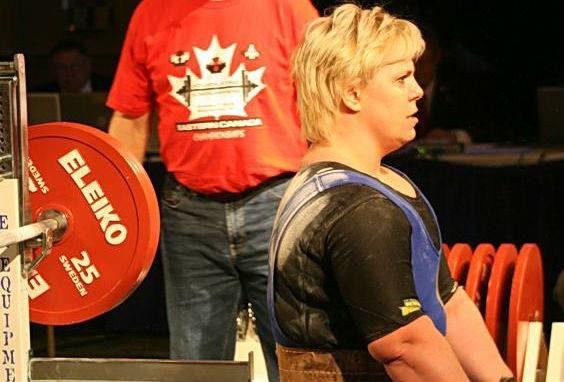 Спортсменка з Коломиї стала бронзовим призером світу з пауерліфтингу в категорії +84 кг
