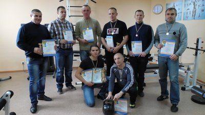 У Франківську відбувся міський турнір з гирьового спорту серед людей з обмеженими можливостями