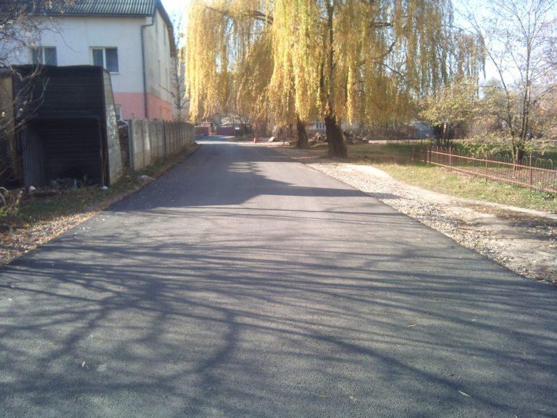Ремонт доріг триває: заасфальтовано вулицю Селянську