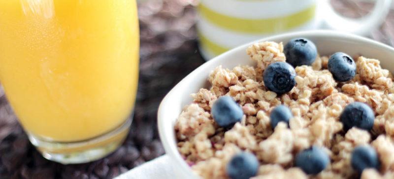 Галка рекомендує : інградієнти здорового сніданку