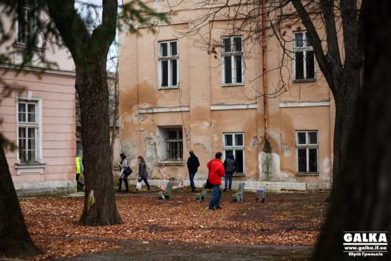 Палац Потоцьких перетворять у простір інноваційних креацій