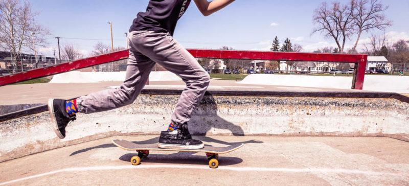 У Коломиї побудують скейт-парк за 400 тисяч гривень
