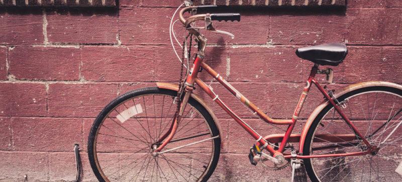 На Коломийщині у молодика вкрали велосипед