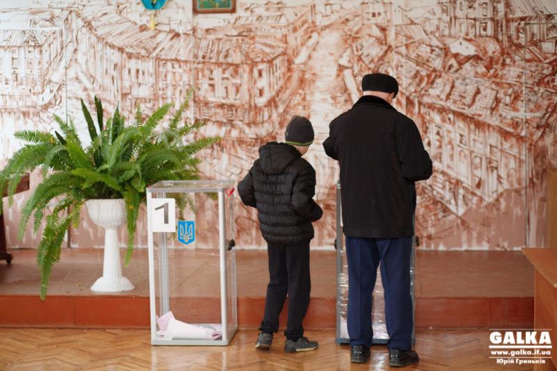 Явка виборців у Івано-Франківську перевищила 15% – ОПОРА