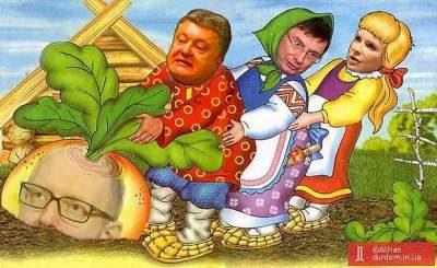 """""""Попелюля"""", """"Шалтай болтай міністр"""" та інші фотожаби на українських політиків"""