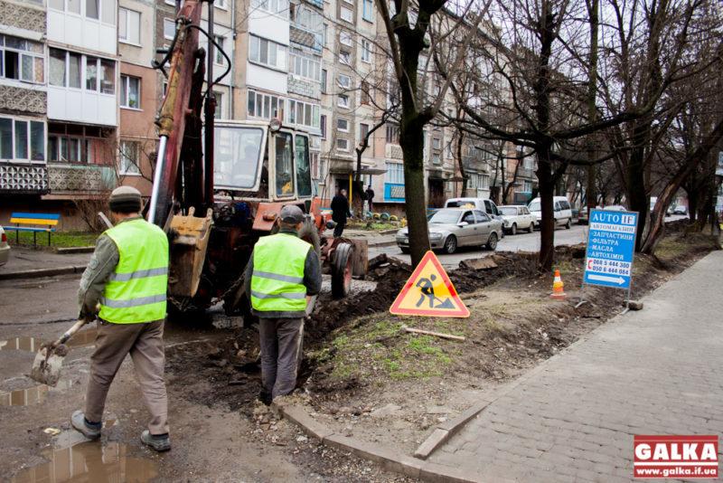 Хоткевича 51, ремонт дороги-7150