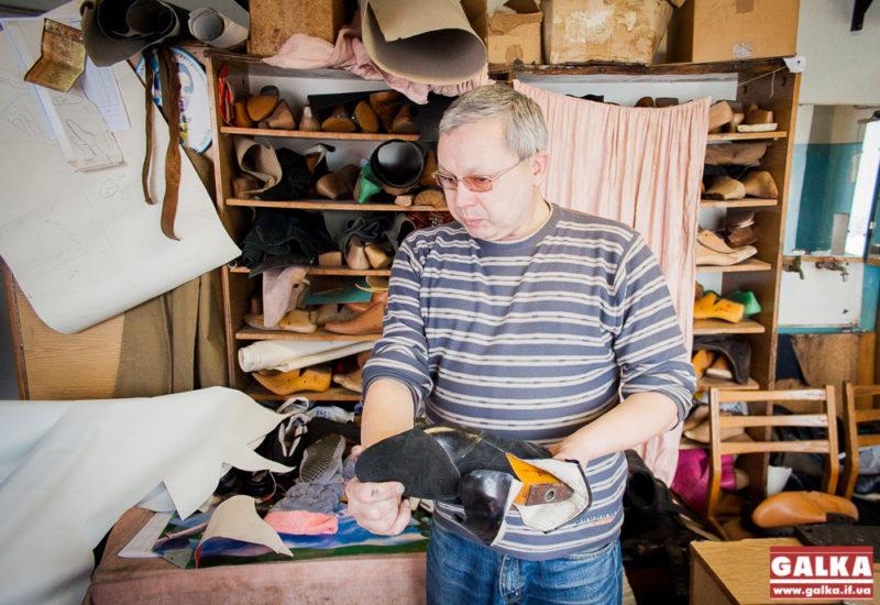 Юрко Петришин, начальник і майстер взуттєвого цеху