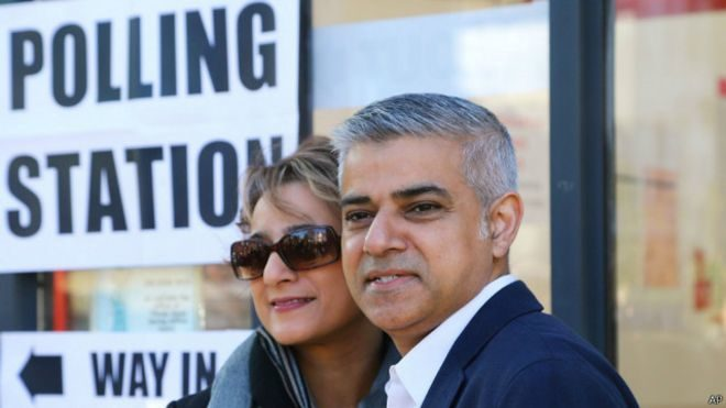 Вперше мером Лондона став мусульманин