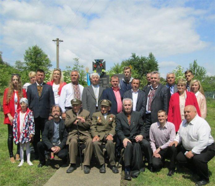 У прикарпатському селі хочуть облаштувати музей полковника УПА Василя Бринського (ФОТО)