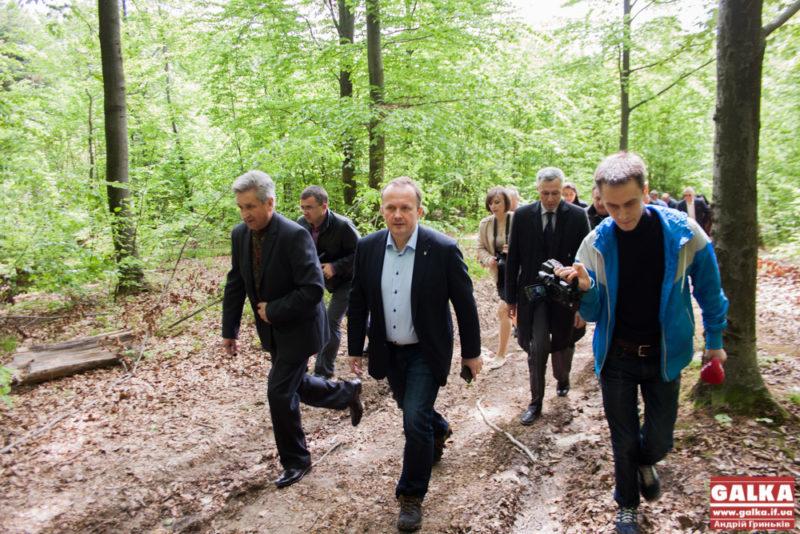 Міністр екології обіцяє залучати громадськість до відбору керівників національних парків