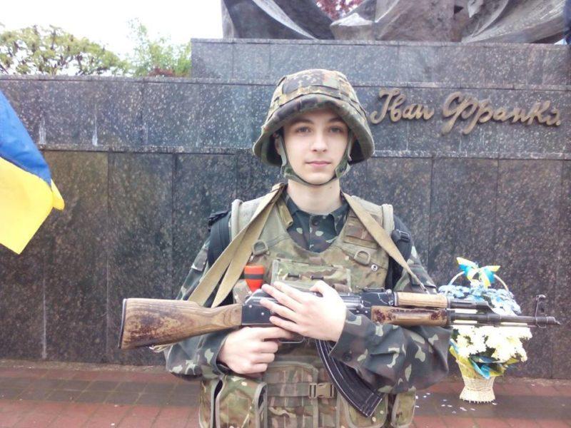 Франківська молодь показала, як вміє силою захищати Україну (ФОТО,ВІДЕО)