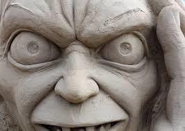 Художник оживив скульптури за допомогою 3D-проекції (ВІДЕО)