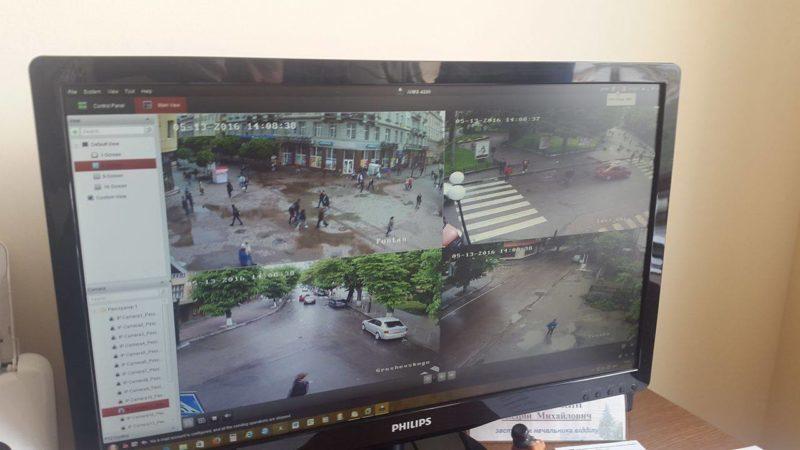 Франківцям збираються забезпечити доступ до камер відеоспостереження у місті