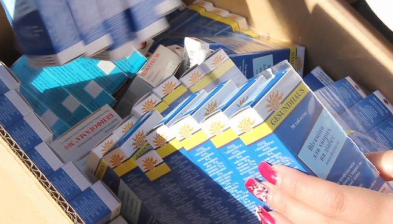 Благодійники безкоштовно передали прикарпатській лікарні дороговартісні ліки (ФОТО)