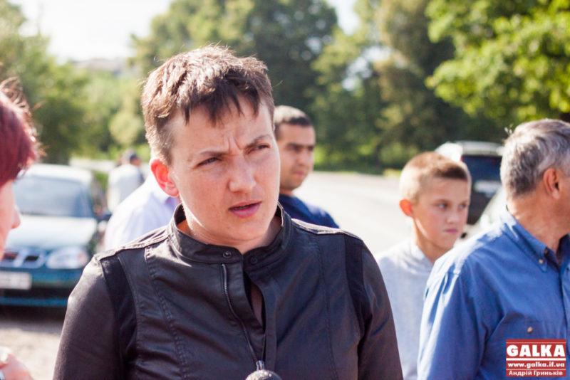 Савченко розповіла, що думає про трактування своїх слів про Донбас і Росію