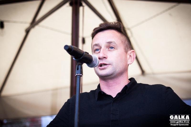 Письменника Сергія Жадана депортували з Білорусі