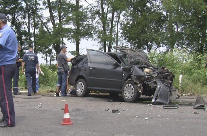 Працівник СБУ не був п'яним за кермом під час ДТП на Кіровоградщині, –  повідомляють у відомстві