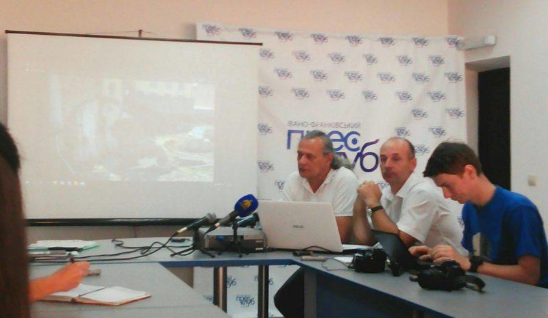Активісти вимагають у Мінкульту врятувати залишки пивзаводу в Івано-Франківську