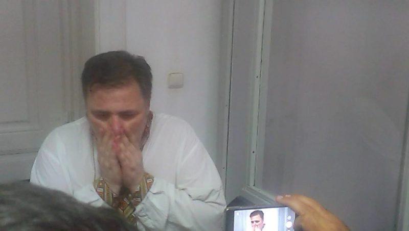 Коцаба розповів про свої стосунки з Богом в СІЗО та Хресну ходу в Києві