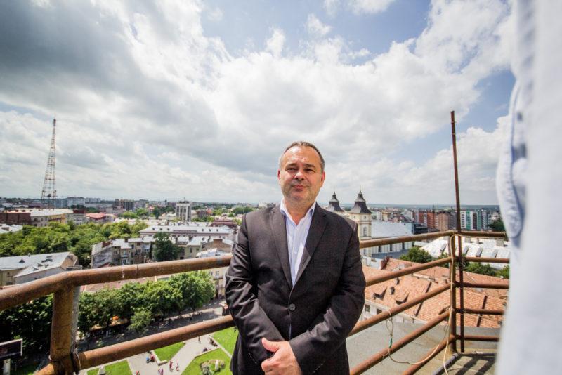 У Франківську створили петицію і збирають підписи за звільнення головного архітектора міста