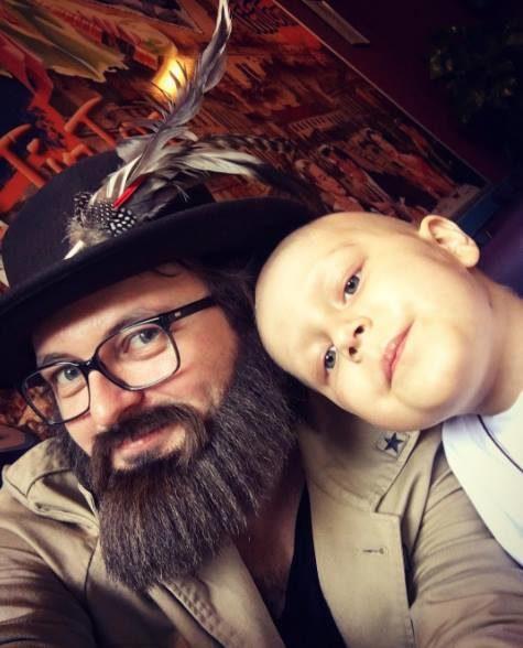 Дзідзьо зустрівся з онкохворим хлопчиком з Івано-Франківська