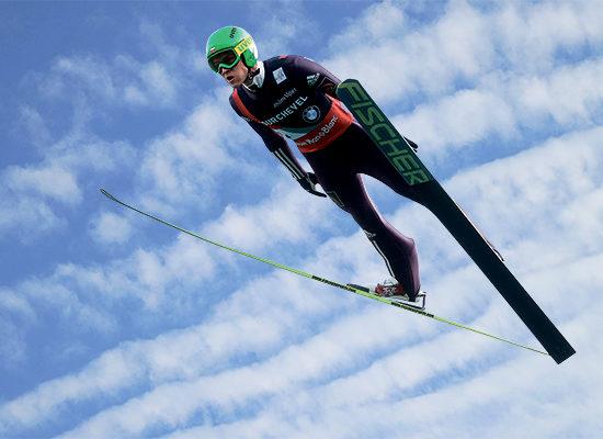 Семеро прикарпатських спортсменів здобули перемоги на змаганнях зі стрибків із трампліна
