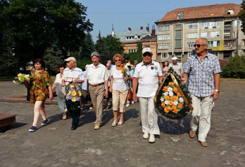 У Франківську відсвяткували звільнення міста від нацистів (ФОТО)