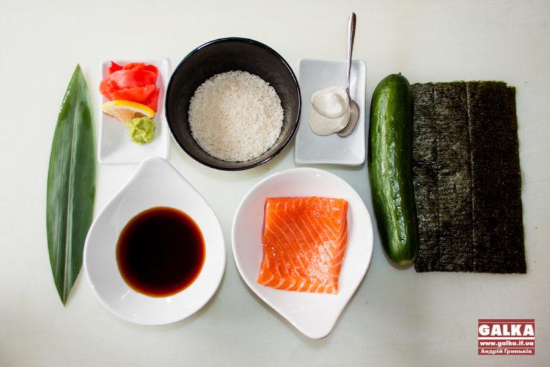 Кабукі, суші-3557