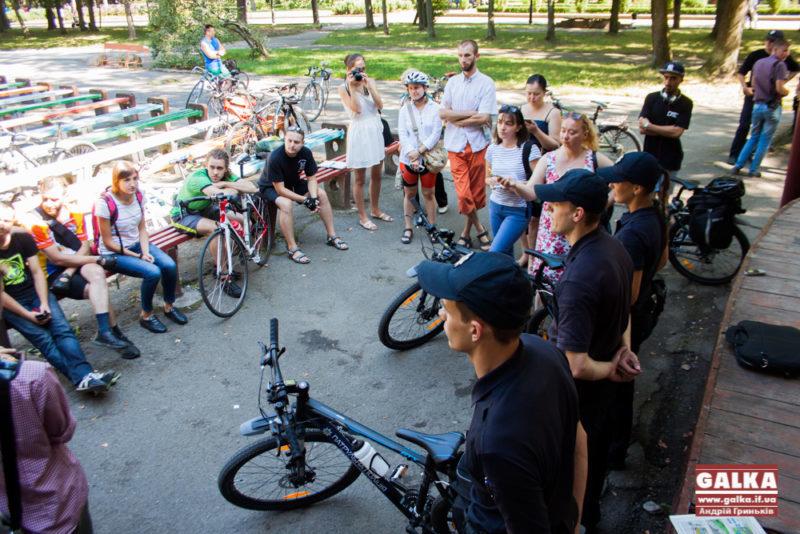Велополіція, велосипеди-4747