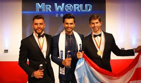"""Вперше переможцем """"Містер світу"""" став чоловік-азіат (ФОТО)"""