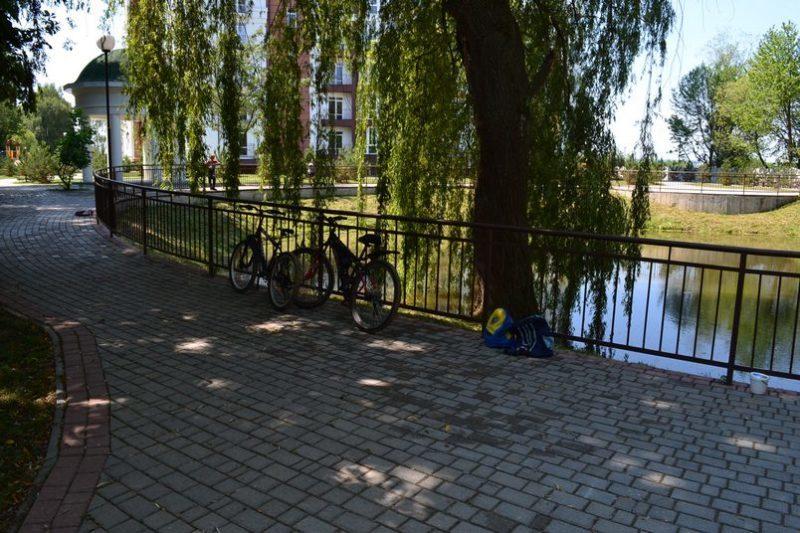 Очима новоселів: «Калинова слобода» велосипедна (ФОТО)