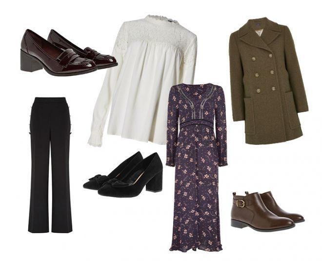 Британський стиль: два модні образи осені (ФОТО)