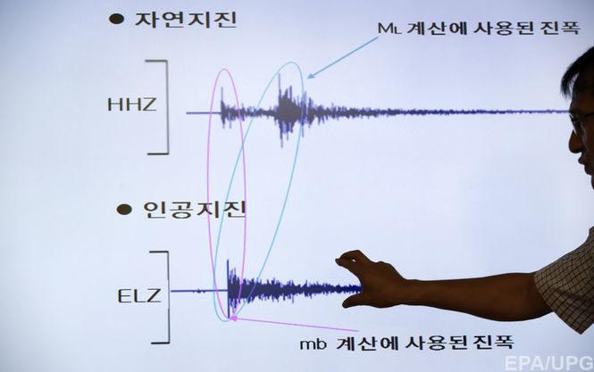 Північна Корея провела випробування свого найпотужнішого ядерного заряду