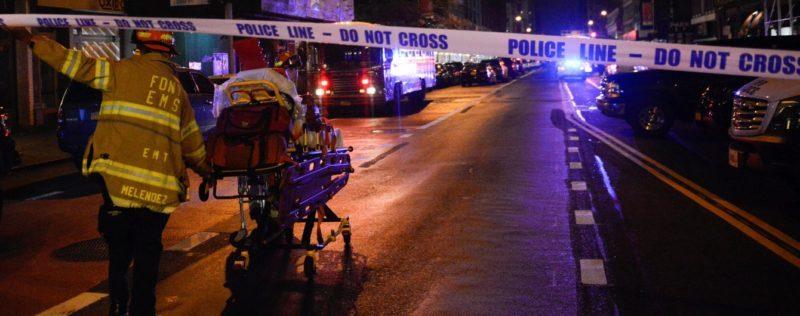 Через вибух у Нью-Йорку постраждали 29 людей (ВІДЕО)