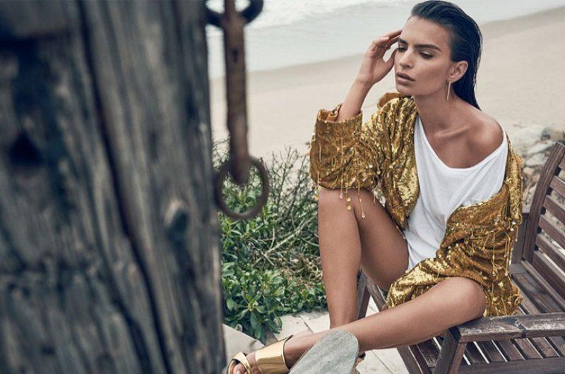 Емілі Ратажковскі продемонструвала сексуальний тренд сезону (ФОТО)